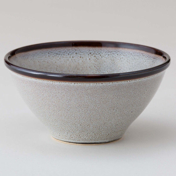 西海陶器 ido碗 白柚子 18181 2個 (直送品)