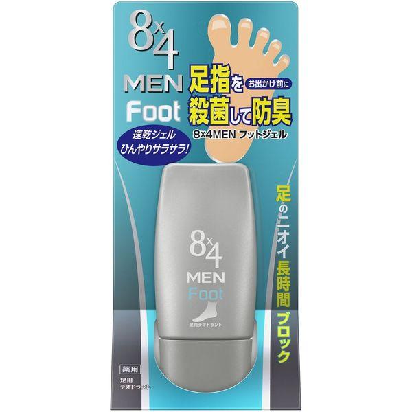 8×4メン フットジェル 30g