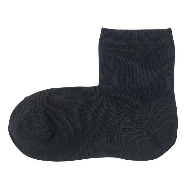 無印 口ゴムなしショート靴下 婦人 3足