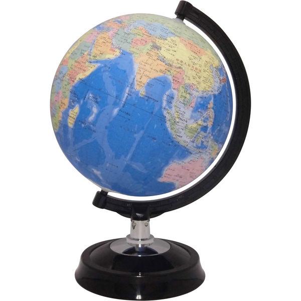 昭和カートン 【ギフト包装品】地球儀 行政図 26cm 26-GX(直送品)
