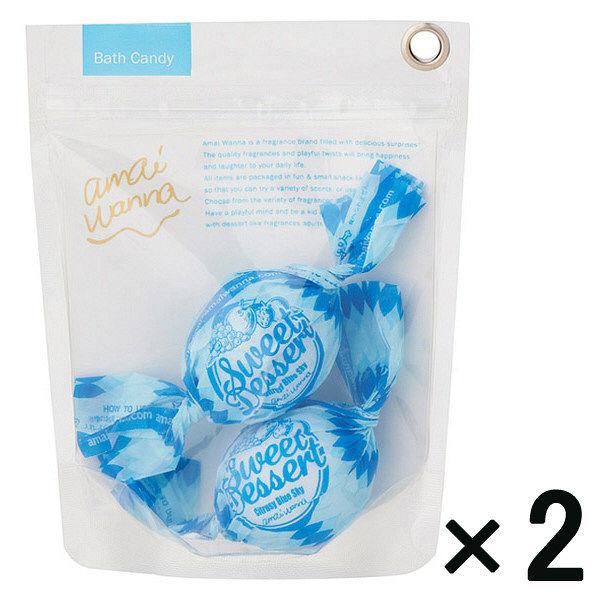 アマイワナバスキャンディ入浴剤シトラス