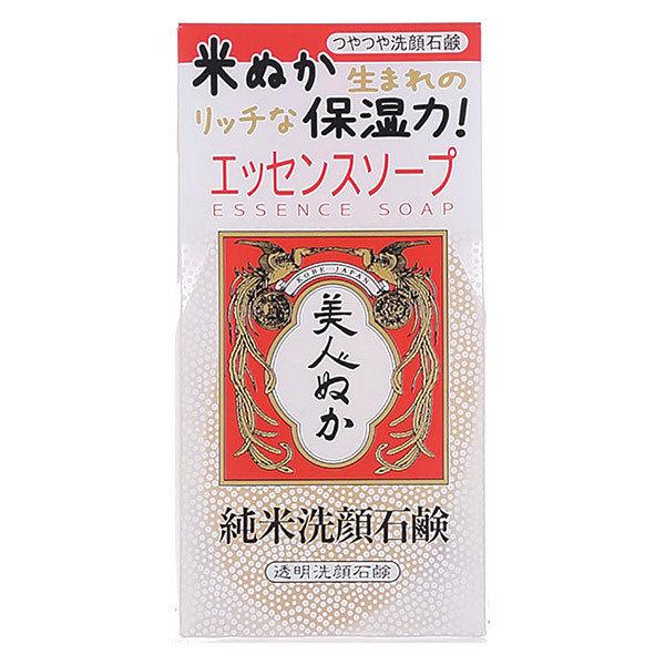 リアル 純米洗顔石鹸 100g