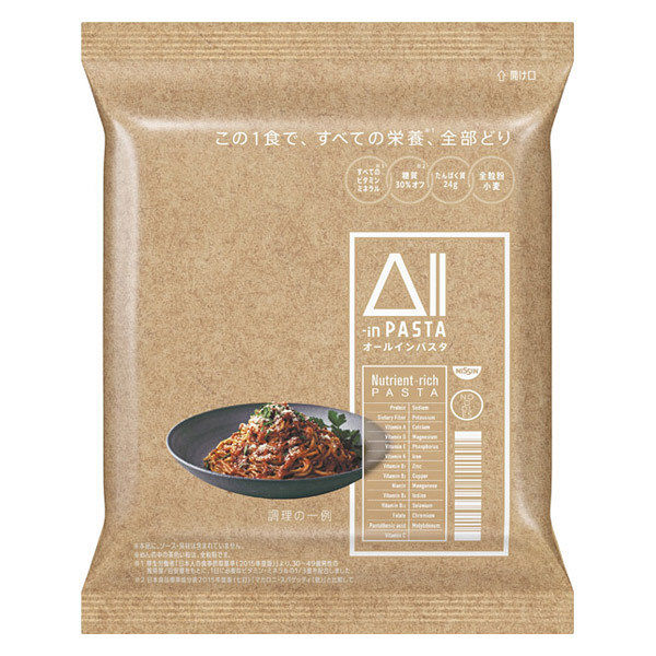 All-in PASTA(パスタ) 1袋