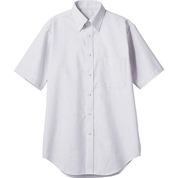 住商モンブラン MONTBLANC(モンブラン) シャツ 兼用 半袖 白 SS CX2504-2(直送品)