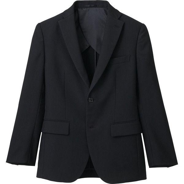住商モンブラン MONTBLANC(モンブラン) ジャケット メンズ 長袖 黒 BL BT1601-1(直送品)