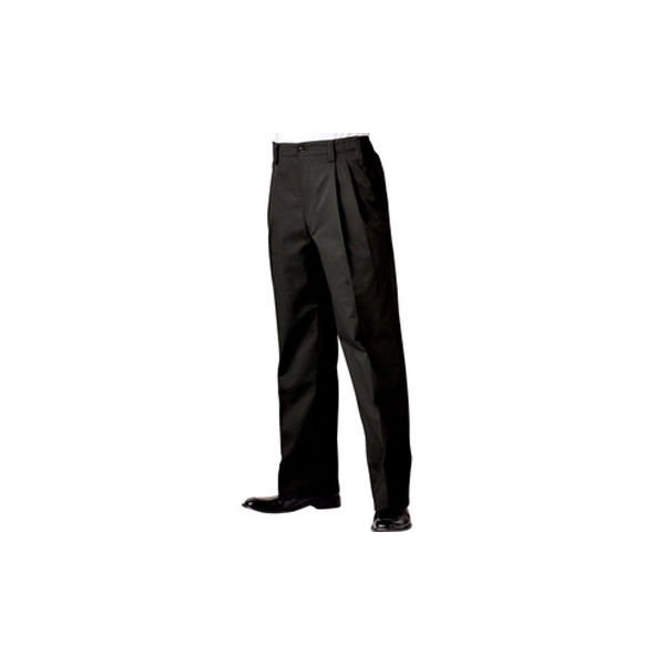 住商モンブラン MONTBLANC(モンブラン) パンツ 兼用 アジャスター付 黒 M GS7841-1(直送品)