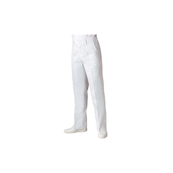 住商モンブラン MONTBLANC(モンブラン) スラックス メンズ 白 82 KS7601-2(直送品)
