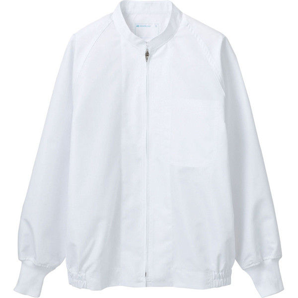 住商モンブラン MONTBLANC(モンブラン) ジャンパー 兼用 長袖 白 SS RP8501-2(直送品)