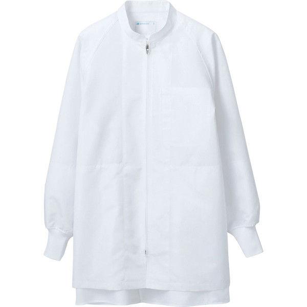 住商モンブラン MONTBLANC(モンブラン) ブルゾン 兼用 長袖 白 3L RP8511-2(直送品)