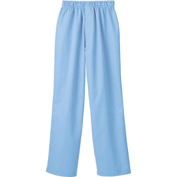 住商モンブラン MONTBLANC(モンブラン) パンツ 兼用 裾インナー付 ブルー M RS7501-4(直送品)