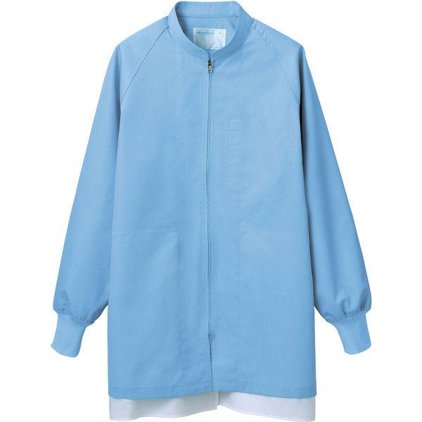 住商モンブラン MONTBLANC(モンブラン) ブルゾン 兼用 長袖 ブルー L RS8511-4(直送品)