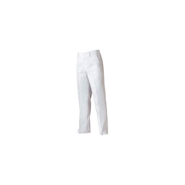 住商モンブラン MONTBLANC(モンブラン) スラックス メンズ 白 100 TC7601-2(直送品)