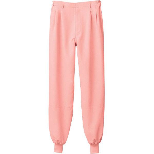 住商モンブラン MONTBLANC(モンブラン) パンツ 兼用 エコ 裾フライス ピンク L 7-474CB(直送品)