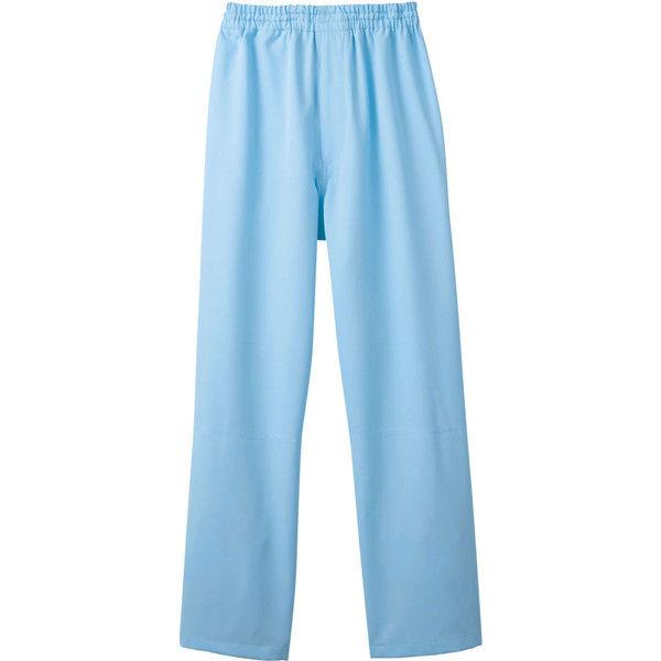 住商モンブラン MONTBLANC(モンブラン) パンツ 兼用 裾インナー付 ブルー S 7-586(直送品)