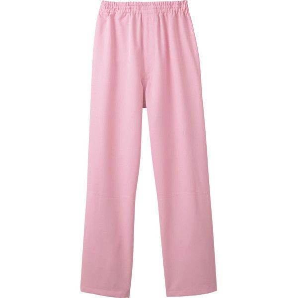 住商モンブラン MONTBLANC(モンブラン) パンツ 兼用 裾インナー付 ピンク 3L 7-587(直送品)