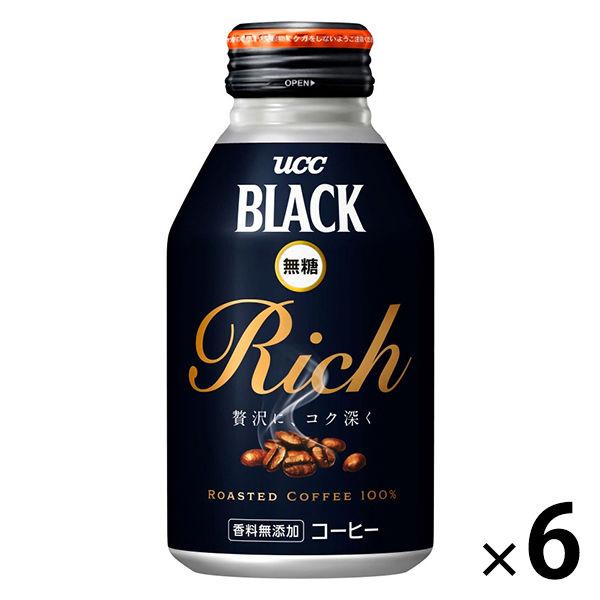 BLACK無糖フルボディ 275g×6