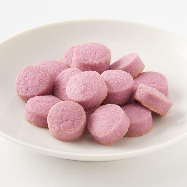 国産素材でつくったクッキー 紫さつまいも