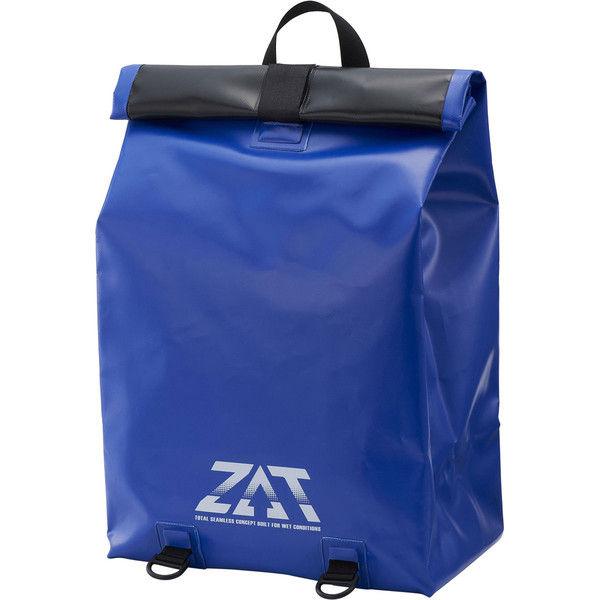 モリト ZAT ザット 無縫製バッグ リュックタイプ ブルー G300-6416 (直送品)
