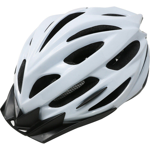 サギサカ スポーツヘルメット 55~59cm ホワイト 46277 (直送品)