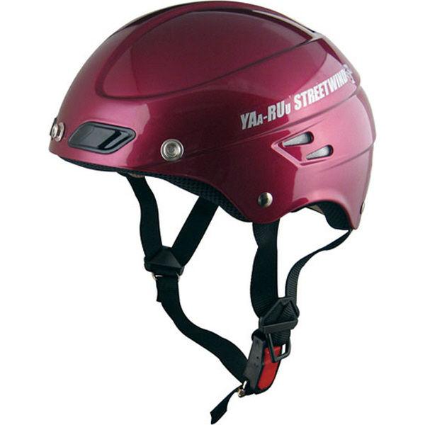 TNK工業 STR Z ヘルメット グレープ FREE(58-59cm) 510823 (直送品)