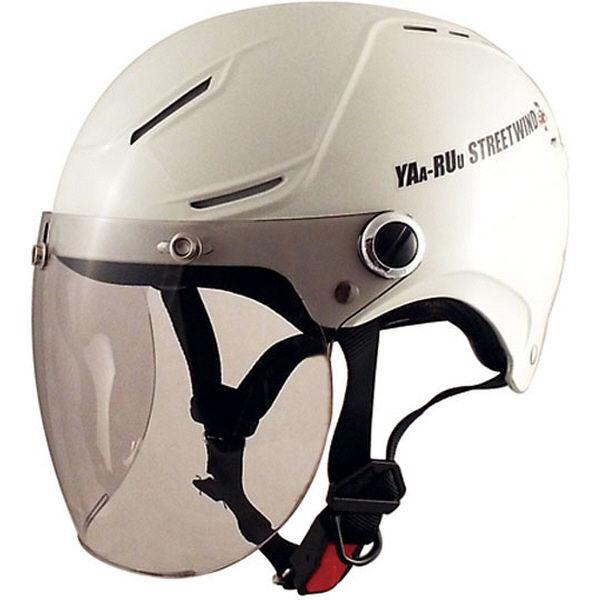 TNK工業 STR-X JT ヘルメット ホワイト BIG(60-62cm未満) 511769 (直送品)