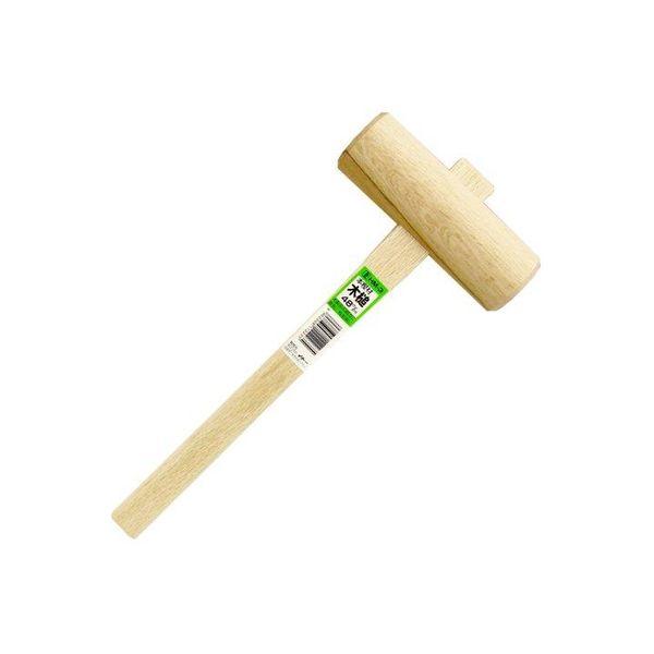 ビッグマン 木槌(樫材)48ミリ 011223(直送品)