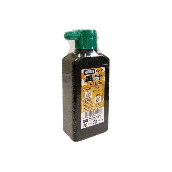 ビッグマン 墨汁 180ccLE-40 054140(直送品)