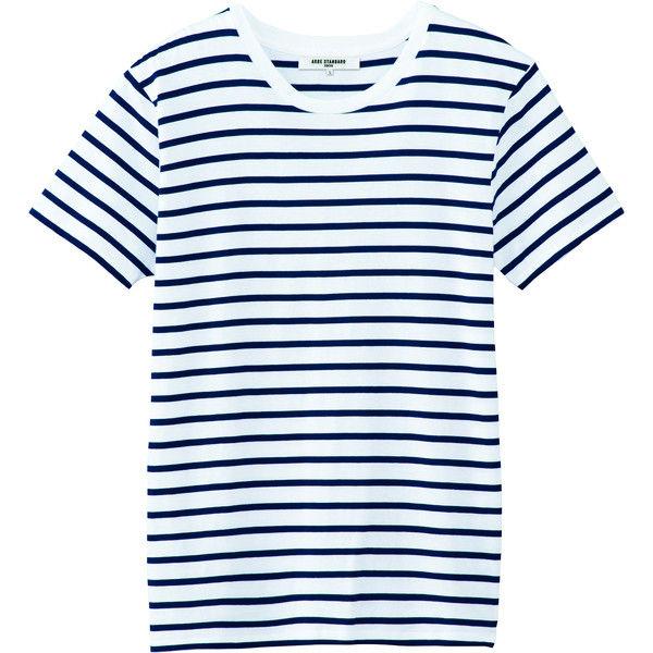 チトセ ボーダーTシャツ AS8546_C-5ネイビー_S(取寄品)