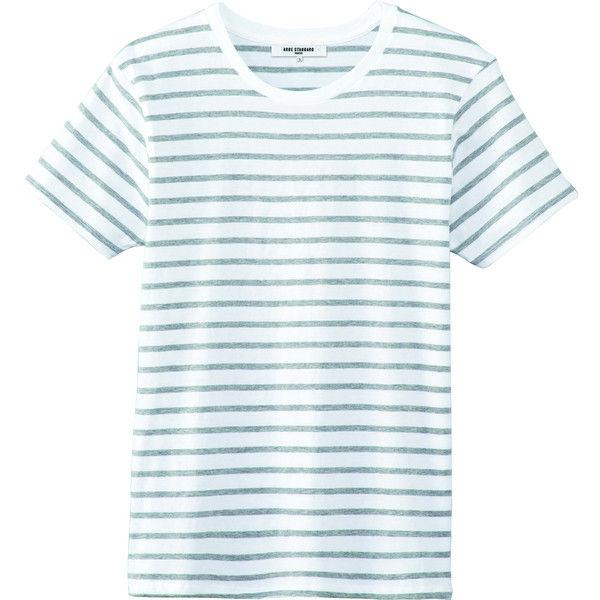 チトセ ボーダーTシャツ AS8546_C9ライトグレー_S(取寄品)