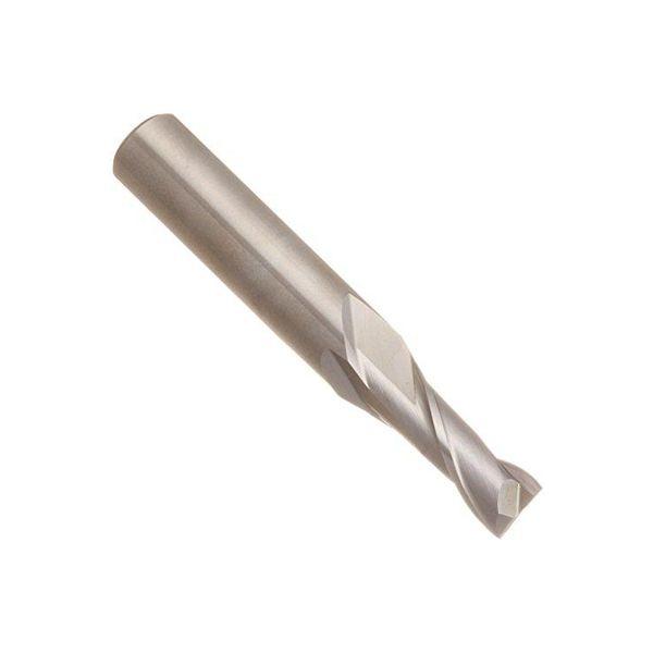 不二越 ナチ(NACHI) エンドミル スーパーハード2枚刃 8.0mm 060335(直送品)