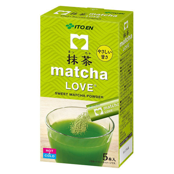 matcha LOVE 有糖抹茶 1袋
