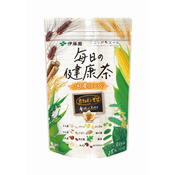 毎日の健康茶ティーバッグ 1袋