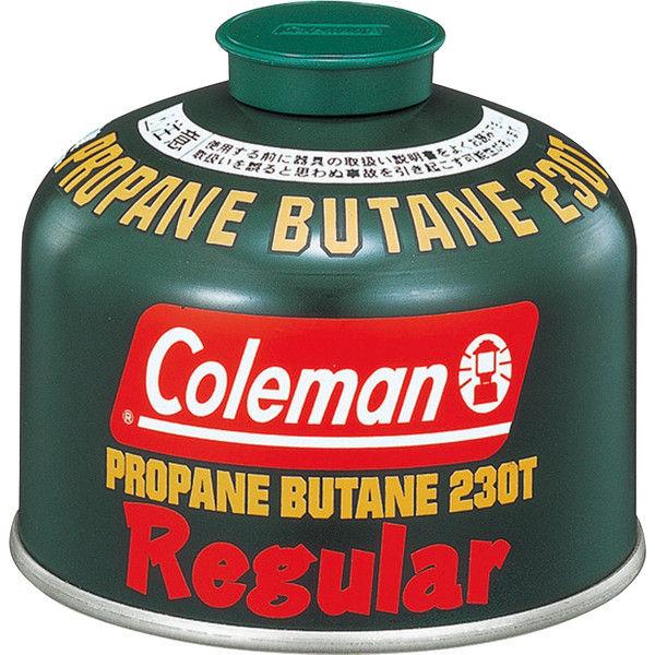 コールマン 純正LPガス燃料 Tタイプ 230g 5103A230T (直送品)