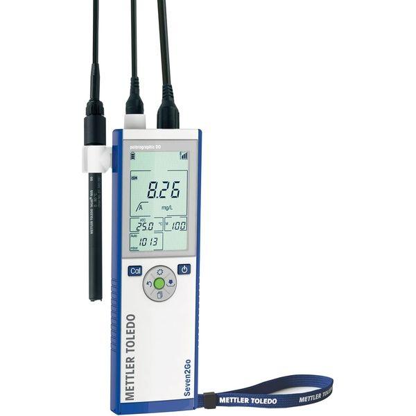 ポータブル溶存酸素計 S4-Standard Kit 31370573 メトラー・トレド(直送品)