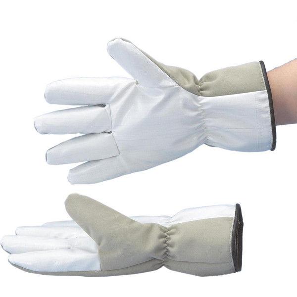 超低温用手袋 CGF-18 手の平滑り止付 31630238 ダイヤゴム(直送品)