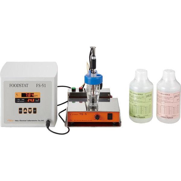 東興化学研究所 食品用酸度計 FS-51 33100895(直送品)