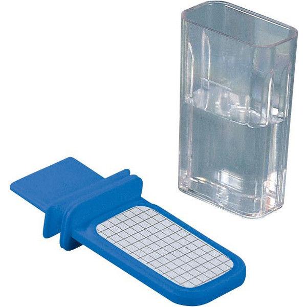 メルク ウォーターサンプラー MC0010025(青) 33180240 1箱(25本入)(直送品)