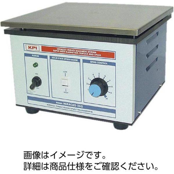小池精密機器製作所 マイティ・スターラー(パワータイプ) HE-24GB 33220760(直送品)