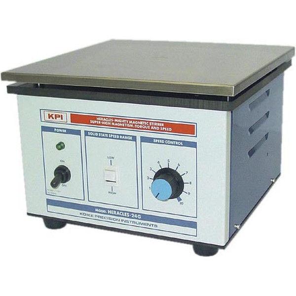 小池精密機器製作所 マイティ・スターラー(パワータイプ) HE-24GA 33220761(直送品)