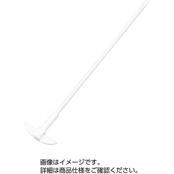 ケニス PTFEオール被覆撹拌棒(羽根付) NR-41 33220904(直送品)