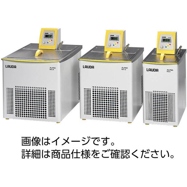 DKSHジャパン 循環恒温槽(アルファ) RA8 33310753(直送品)
