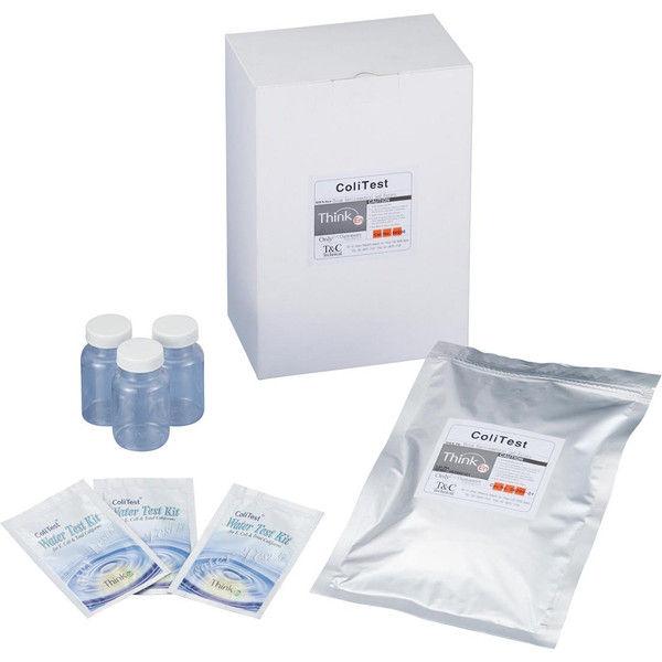 ティ・アンド・シーテクニカル 大腸菌検査キット Coli Test 33490143 1組(100個入)(直送品)