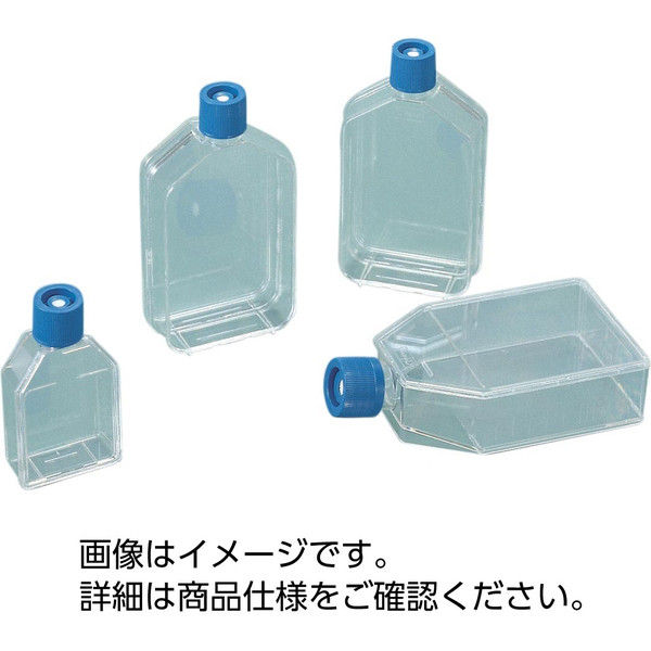 ケニス ファルコン組織培養フラスコ 5000 33610405 1箱(40個入)(直送品)