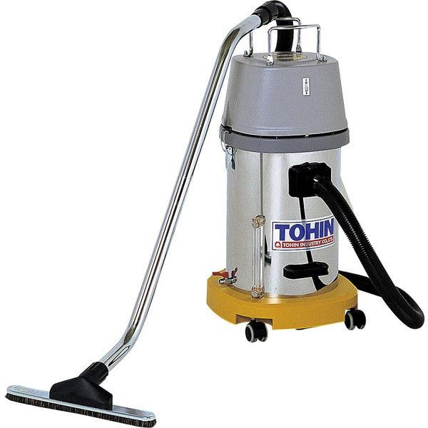 ケニス クリーンルーム用掃除機 AS-200 37690703(直送品)