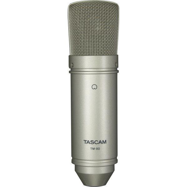 TEAC TASCAM ラージダイヤフラム・コンデンサーマイク TM-80(直送品)