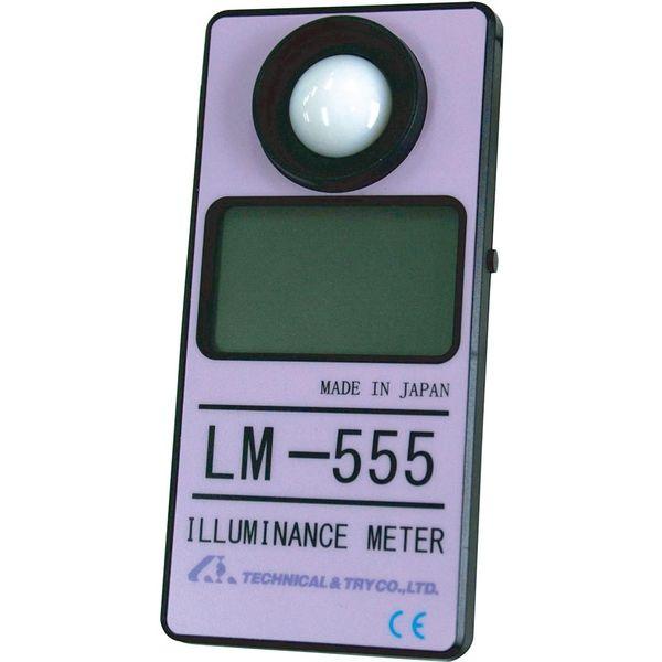 ケニス デジタル照度計 LM-555 31160475(直送品)
