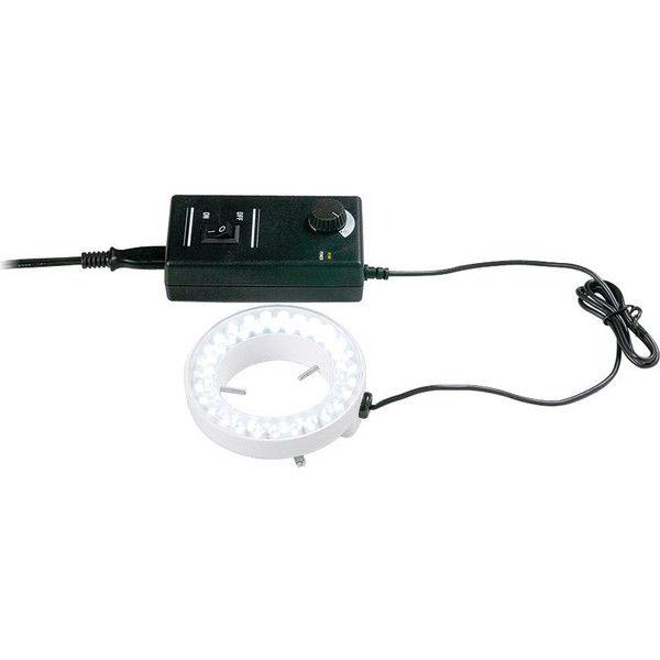 顕微鏡リングライト L-54 31500262 新潟精機 (直送品)