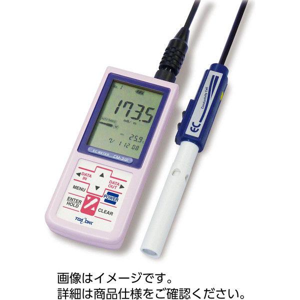 ポータブル電気伝導率計 CM-31P-W(純水用) 33120226 東亜ディーケーケー(直送品)