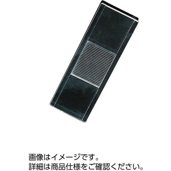 ケニス 枠付スライドグラス 横方眼1.0mm目盛 33210753(直送品)