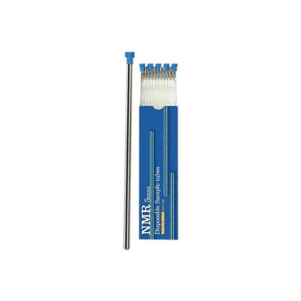 ケニス NMRサンプルチューブ NDS-200 33290136 1組(10本入)(直送品)